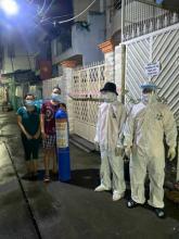 Giúp khoảng 255 người kéo dài sự sống từ các bình oxy miễn phí của chùa Giác Ngộ