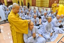 Khai Mạc Khóa Tu Xuất Gia Gieo Duyên lần 3 tại chùa Giác Ngộ