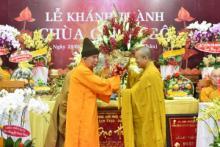 Lễ lạc thành chùa Giác Ngộ, lễ giỗ tổ và khóa tu Ngày An Lạc lần 6