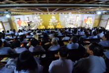 Chùa Giác Ngộ: Hơn 900 hành giả tham dự khóa tu Ngày An Lạc lần 2