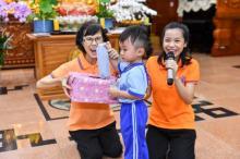 Hãy dành những điều tốt nhất cho trẻ