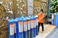 Đổi lấy bình yên cho người bệnh từ thuốc và oxy miễn phí