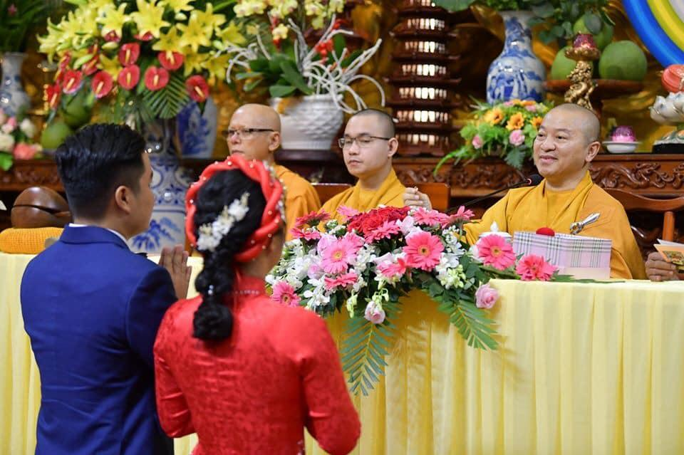 lễ Hằng thuận của chú rể Nguyễn Tấn Tài và cô dâu Trần Thị Thanh Thuỷ ( 16/12/2019)