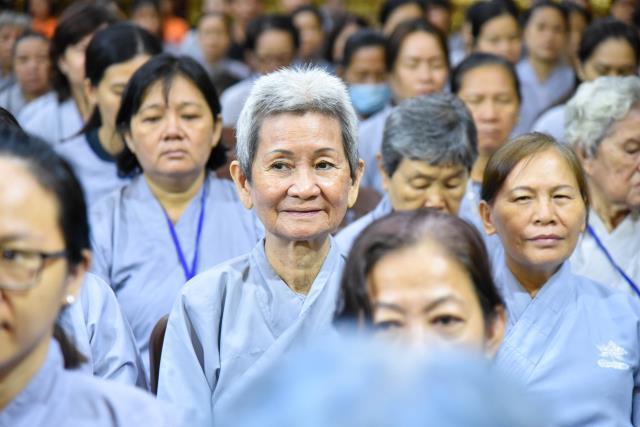Khóa tu Ngày an lạc: Tìm bình an đâu có xa vời